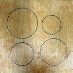 Circles - Layering Die