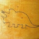 Dinosaur #5 Triceratop